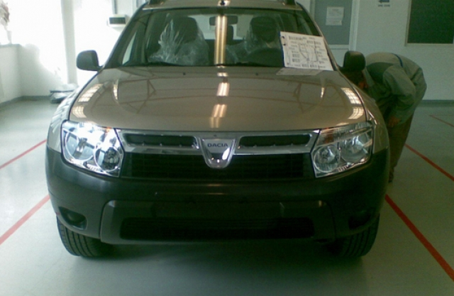 Dacia SUV se va numi Kanjara, spun francezii - Foto 1 din 6