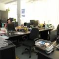 Lafarge, un sediu business intr-o zona plina de politic - Foto 11