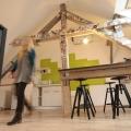 Cum si-au decorat sediul 11 creativi din Timisoara - Foto 12