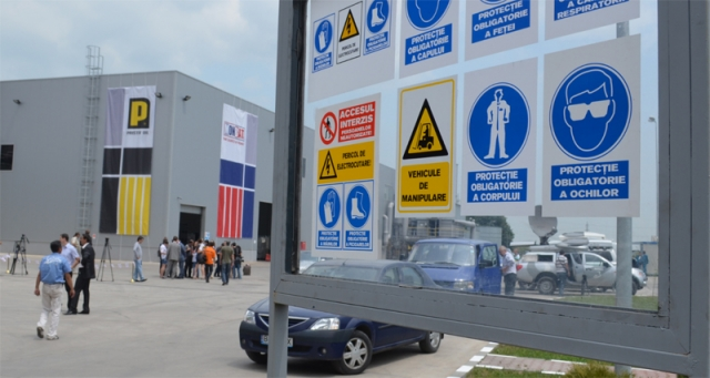 Cum arata cea mai mare investitie bulgareasca greenfield in Romania (VIDEO) - Foto 1 din 11