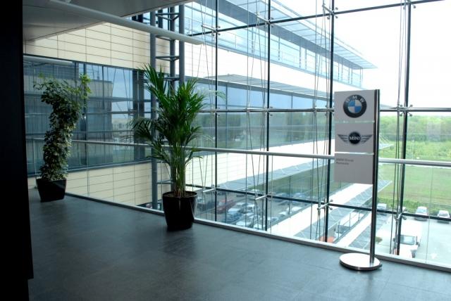 Cum arata sediul BMW Romania - Foto 1 din 23