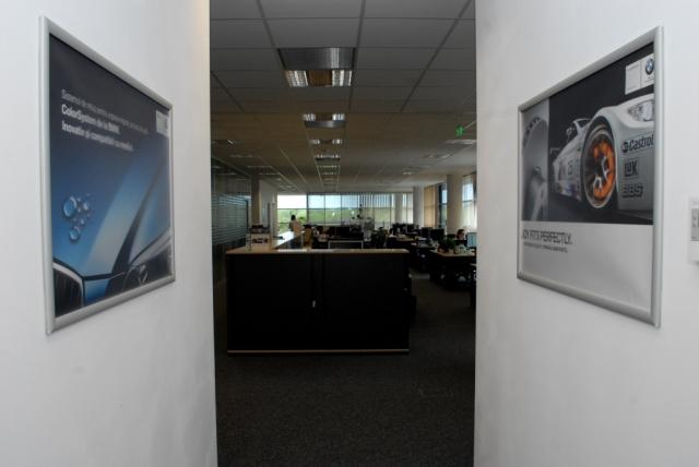Cum arata sediul BMW Romania - Foto 4 din 23
