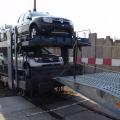 Afla cum isi transporta Dacia automobilele de la Mioveni si cat plateste pentru acestea - Foto 11