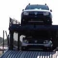 Afla cum isi transporta Dacia automobilele de la Mioveni si cat plateste pentru acestea - Foto 13
