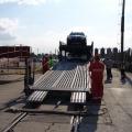 Afla cum isi transporta Dacia automobilele de la Mioveni si cat plateste pentru acestea - Foto 14