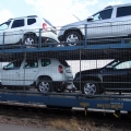Afla cum isi transporta Dacia automobilele de la Mioveni si cat plateste pentru acestea - Foto 18