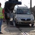 Afla cum isi transporta Dacia automobilele de la Mioveni si cat plateste pentru acestea - Foto 23