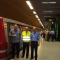 Doua noi statii de metrou. Vezi cum arata o investitie de zeci de milioane de euro - Foto 4
