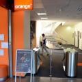 Pe coridoarele portocalii ale sediilor Orange  VIDEO - Foto 3