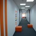 Pe coridoarele portocalii ale sediilor Orange  VIDEO - Foto 8
