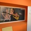 Pe coridoarele portocalii ale sediilor Orange  VIDEO - Foto 13
