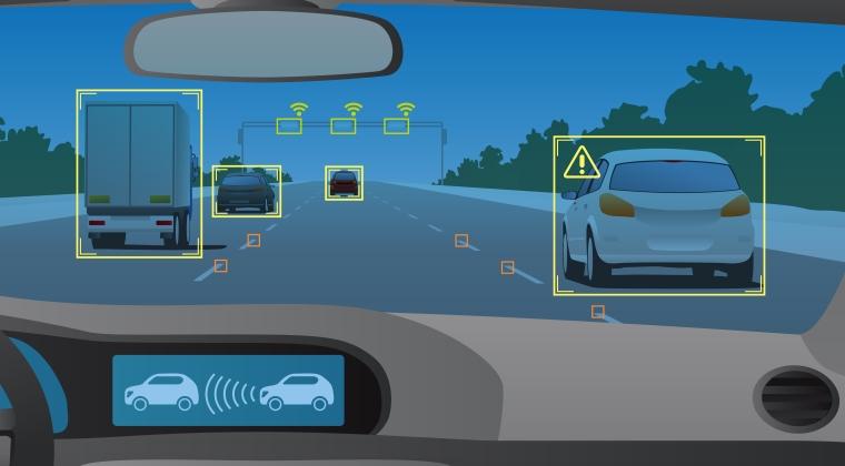 Masinile electrice autonome vor economisi timp si spatiu