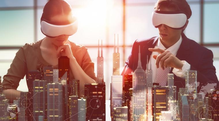 Proprietatile vor putea fi cumparate folosind realitatea virtuala