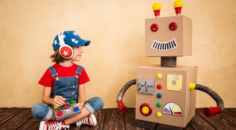 Robotii si gadget-urile vor transforma managementul casei