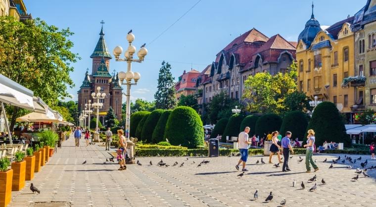 Timisoara: 933 euro / mp