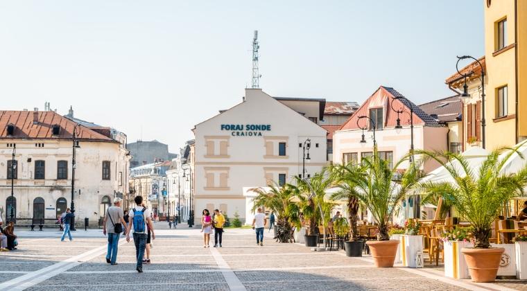 Craiova: 776 euro / mp
