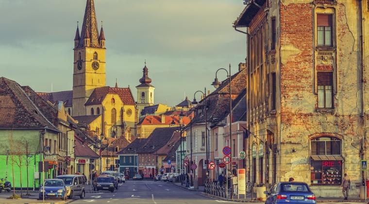 Sibiu: 752 euro / mp