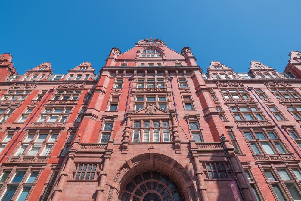 8. University of Manchester