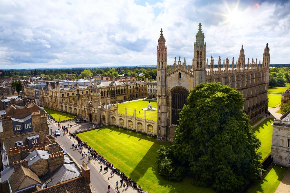 2. University of Cambridge