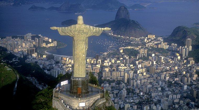 4. Rio de Janeiro, Brazilia