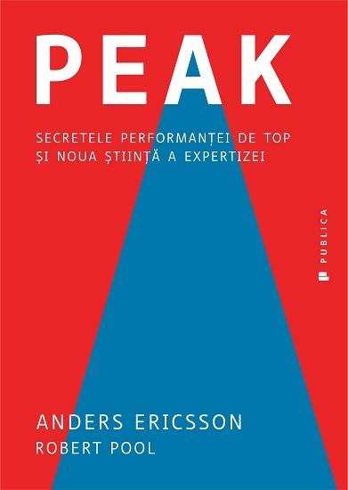 """2. """"Peak"""" de Anders Ericsson si Robert Pool"""