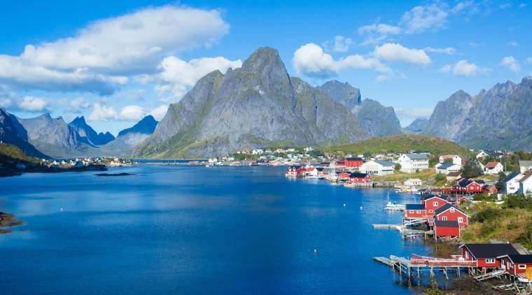 6. Norvegia