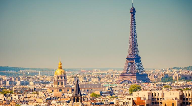 Locul 3: Paris