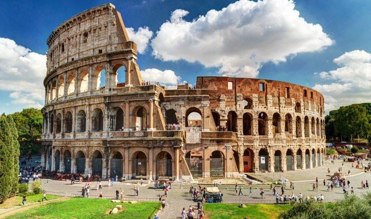Locul 4: Roma