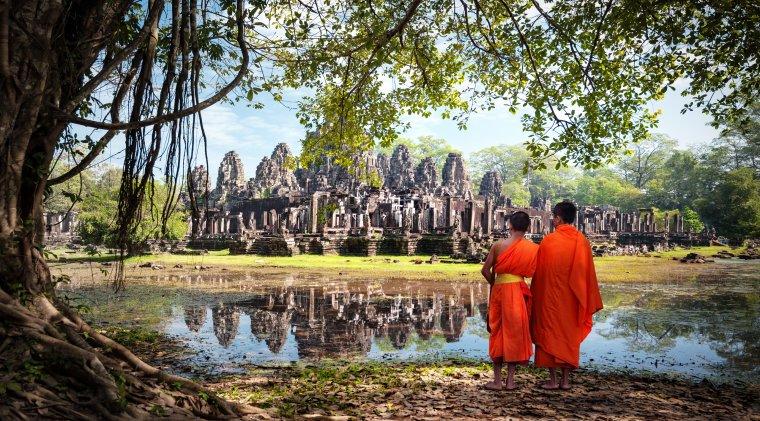 Locul 8: Siem Reap, Cambodgia