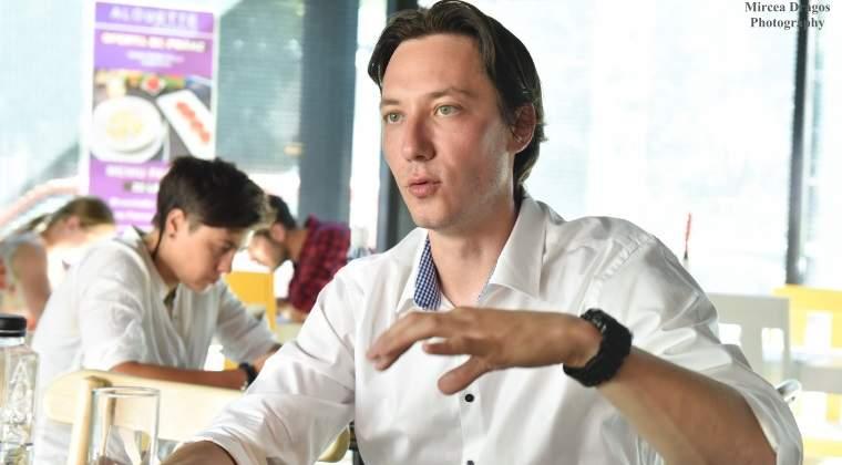 4. Daniel Truica - fondator si CEO Vola.ro