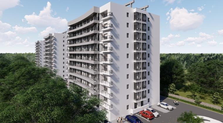 Pallady Towers: 209 locuinte