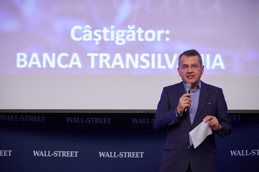 """Banca Transilvania - premiul pentru """"Viziune in Business"""""""