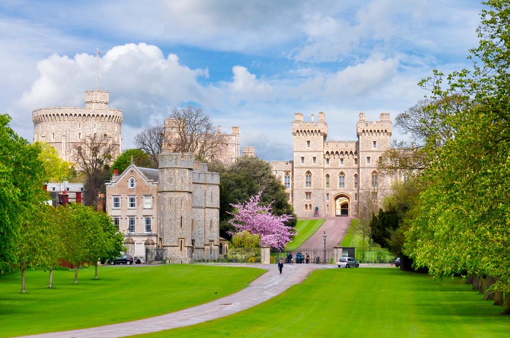 Castelul Windsor - Marea Britanie