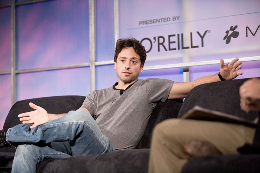 9. Sergey Brin