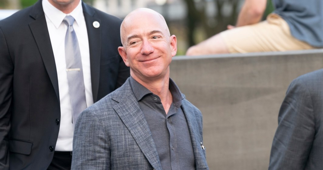 1.Jeff Bezos
