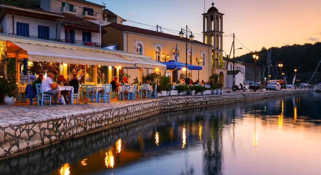 Meganisi- Grecia