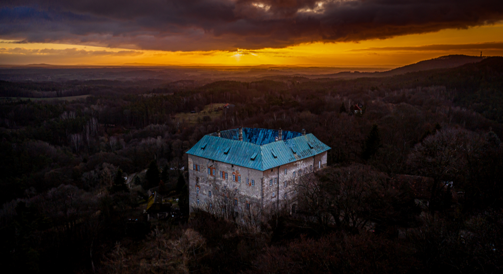 Castelul Houska - Cehia