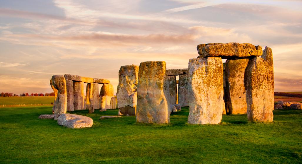 Stonehenge - Marea Britanie