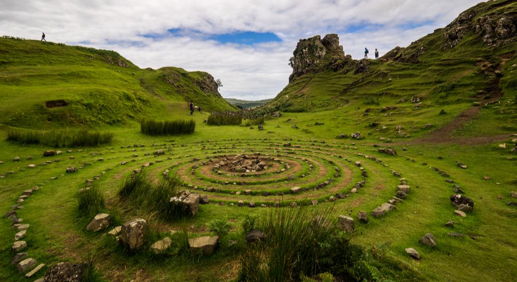 Fairy Glen - Scoția